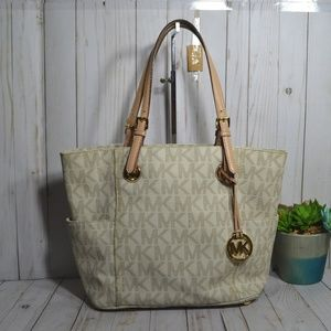 Michael Kors Bags - Michael Michael Kors Jet Set Large Tote East West